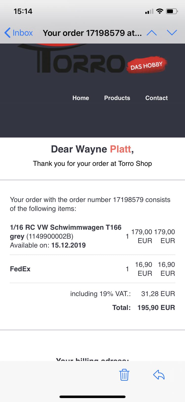 Torro RC Schwimmwagen VW T166 - Pagina 2 Bb4a6b10
