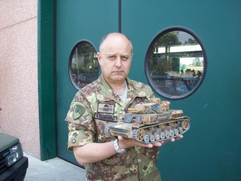 La Storia sulla diffusione dei carri armati in scala 1-16 in Italia. - Pagina 6 Bellin17