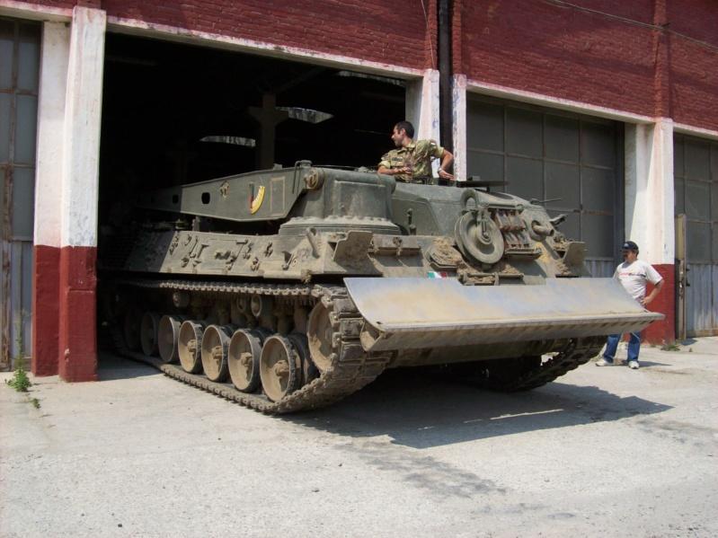 La Storia sulla diffusione dei carri armati in scala 1-16 in Italia. - Pagina 6 Bellin30