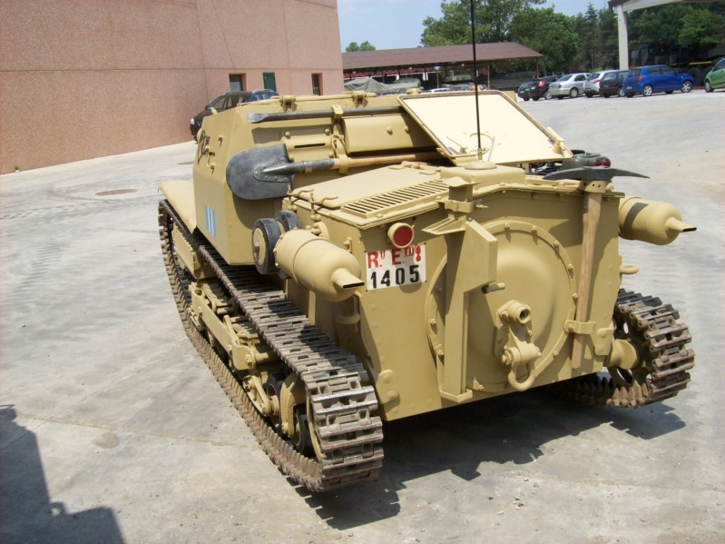 La Storia sulla diffusione dei carri armati in scala 1-16 in Italia. - Pagina 6 Bellin32