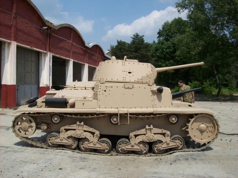 La Storia sulla diffusione dei carri armati in scala 1-16 in Italia. - Pagina 6 Bellin34