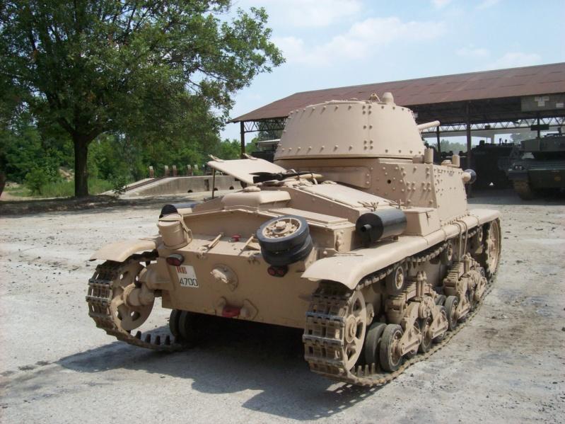La Storia sulla diffusione dei carri armati in scala 1-16 in Italia. - Pagina 6 Bellin35