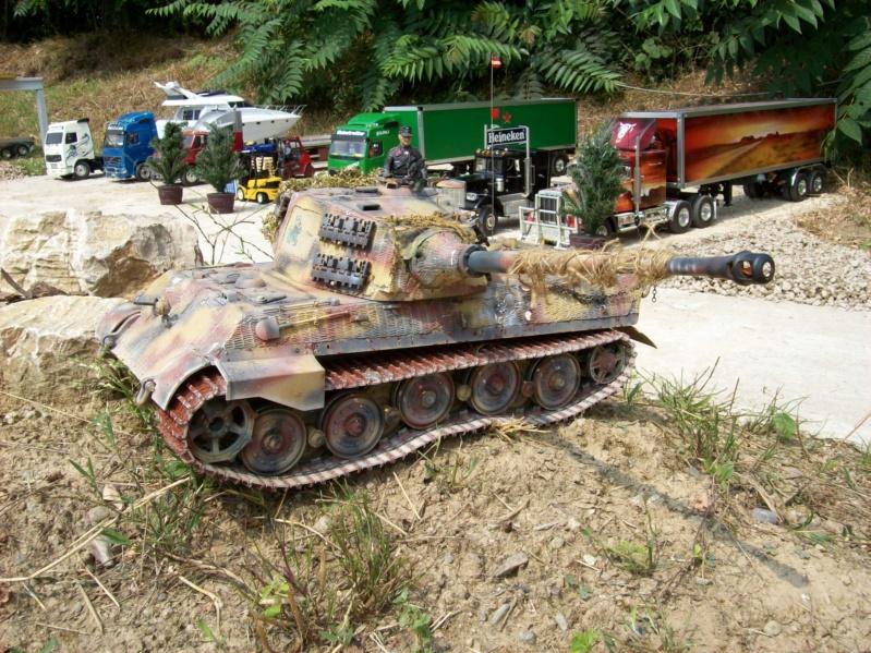 La Storia sulla diffusione dei carri armati in scala 1-16 in Italia. - Pagina 2 Bergam12