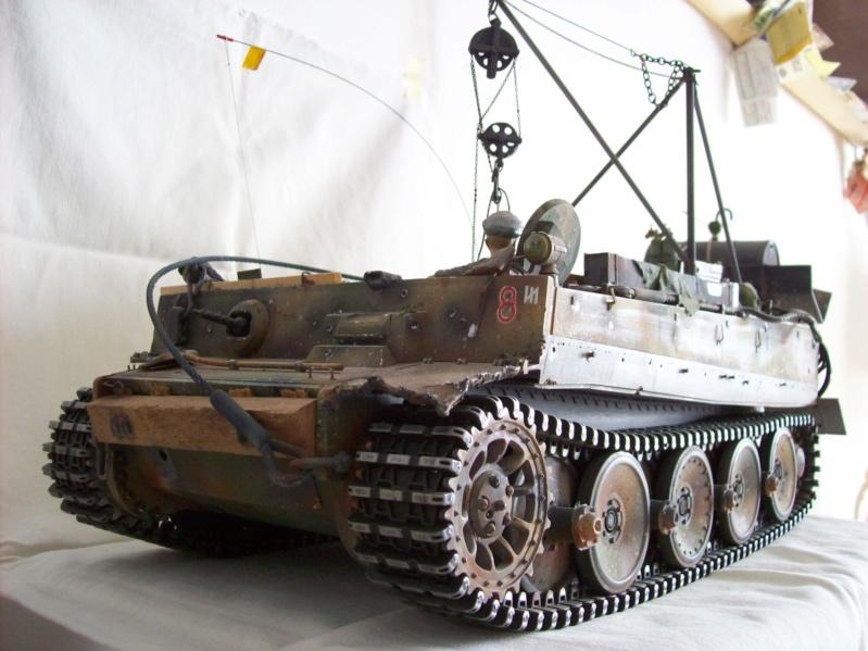 La Storia sulla diffusione dei carri armati in scala 1-16 in Italia. - Pagina 9 Berge_11