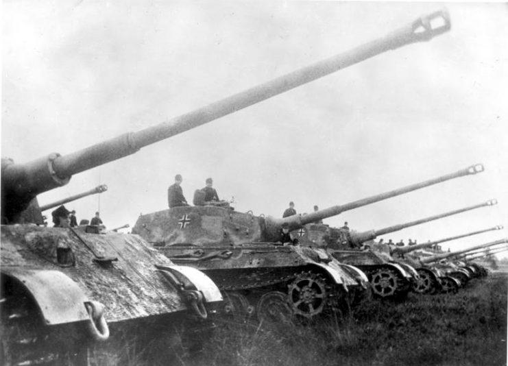 La Storia sulla diffusione dei carri armati in scala 1-16 in Italia. - Pagina 3 Bundes13