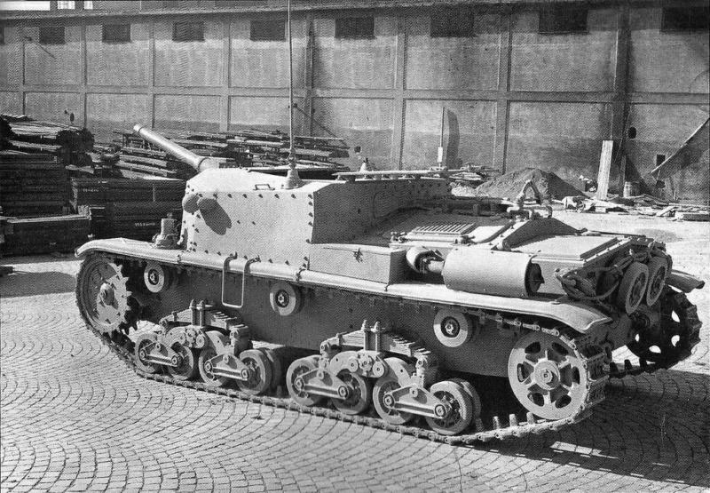 Carro armato italiano M40/75-18 - Pagina 8 D0661410
