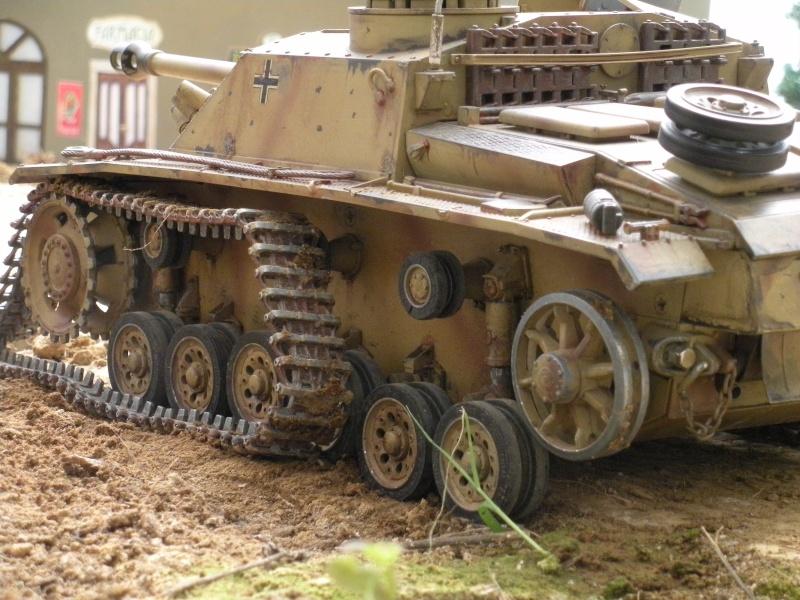 La Storia sulla diffusione dei carri armati in scala 1-16 in Italia. - Pagina 3 Dscn3612
