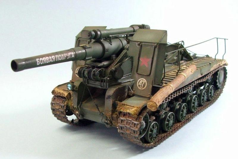 Soviet tank S -51 F390fe10