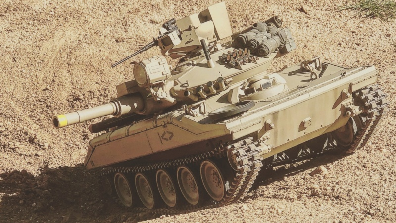 Difetti M551 Sheridan Fc276610