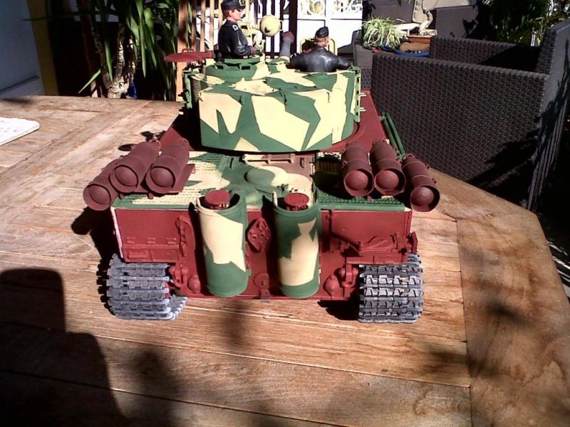 La Storia sulla diffusione dei carri armati in scala 1-16 in Italia. - Pagina 9 Feyzin10