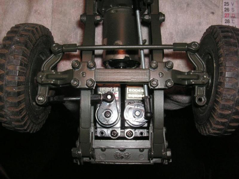 GMC Truck WWII Gmc12810