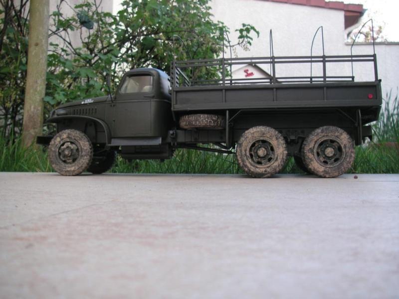GMC Truck WWII Gmc23210
