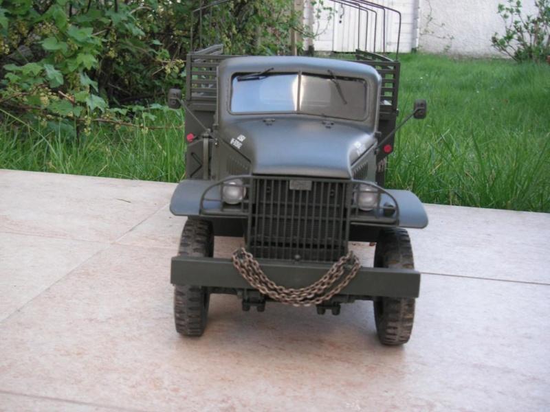 GMC Truck WWII Gmc23310