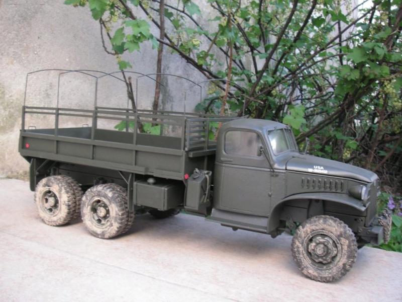 GMC Truck WWII Gmc23410