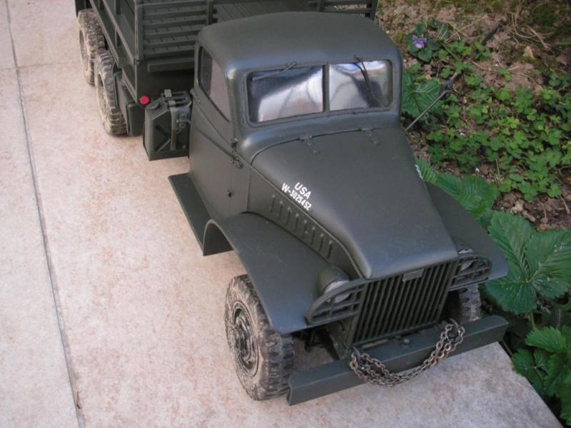 GMC Truck WWII Gmc23510