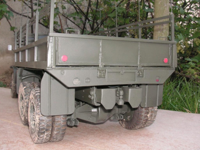 GMC Truck WWII Gmc23610