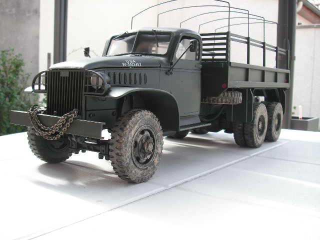 GMC Truck WWII Gmc23910