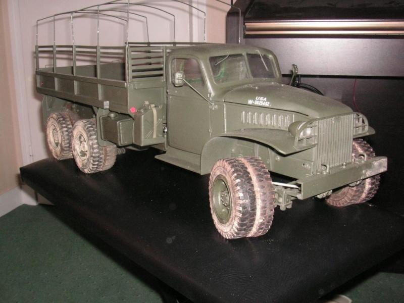 GMC Truck WWII Gmc24910
