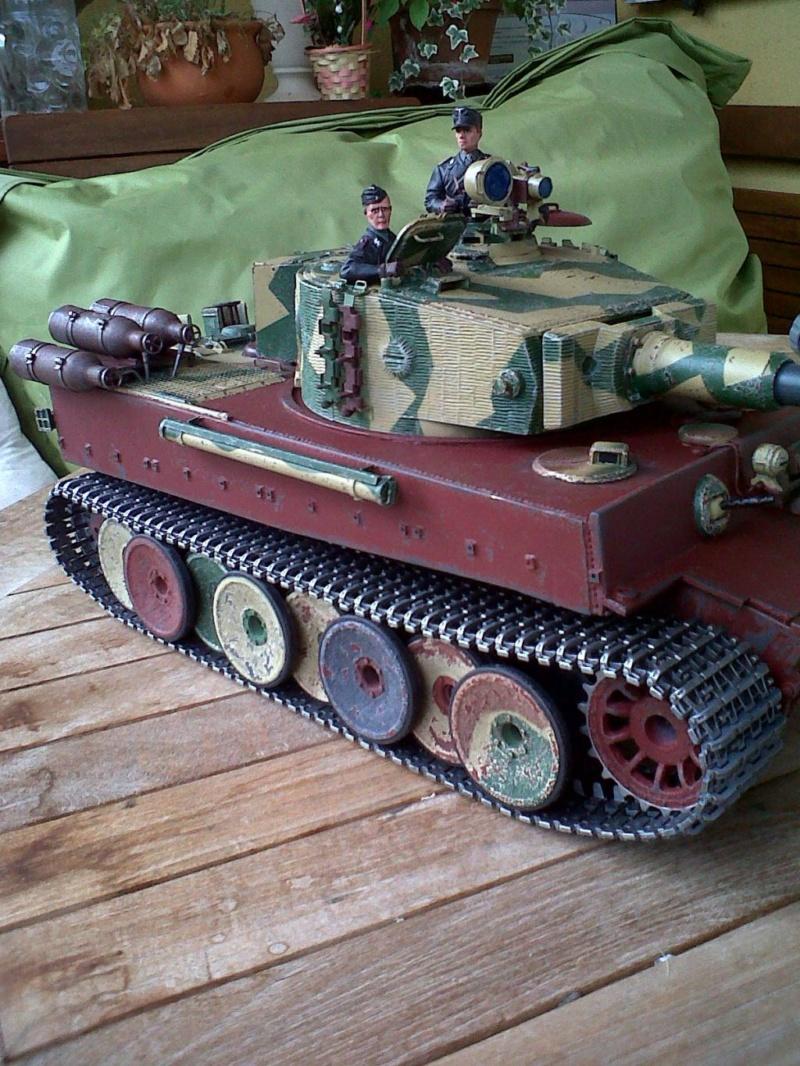 La Storia sulla diffusione dei carri armati in scala 1-16 in Italia. - Pagina 9 Img-2044