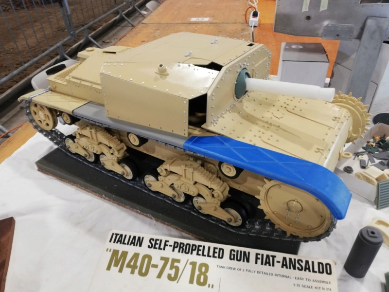 Carro armato italiano M40/75-18 - Pagina 2 Img_2111