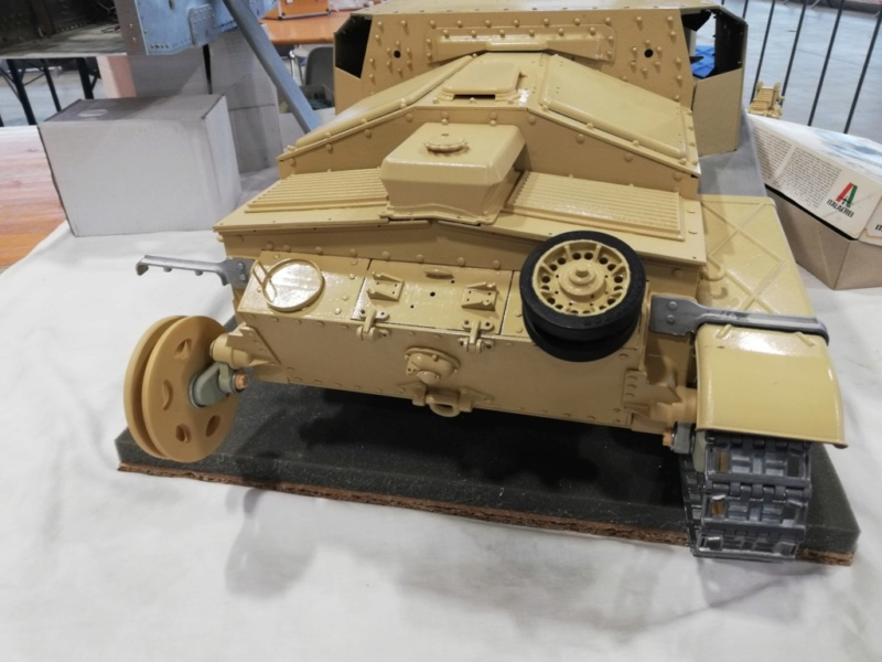 Carro armato italiano M40/75-18 - Pagina 2 Img_2114