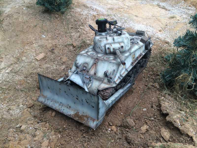 La Storia sulla diffusione dei carri armati in scala 1-16 in Italia. - Pagina 5 Img_9011