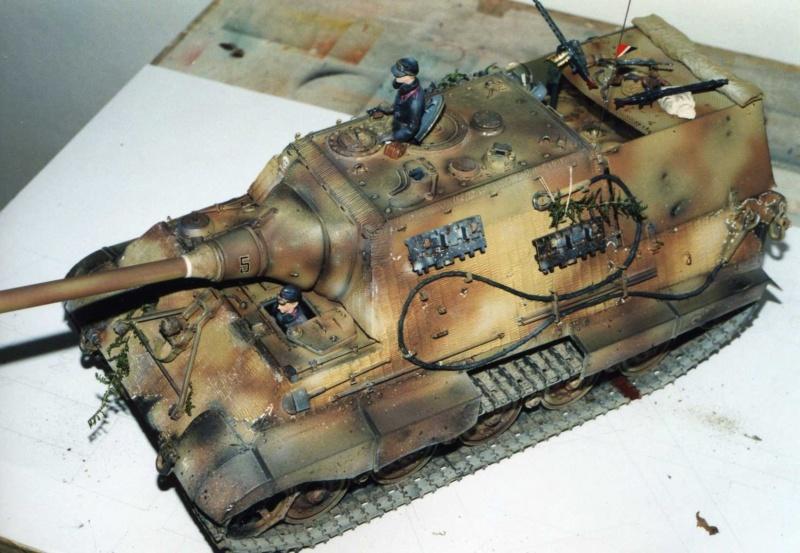 La Storia sulla diffusione dei carri armati in scala 1-16 in Italia. - Pagina 3 Jagd_t11