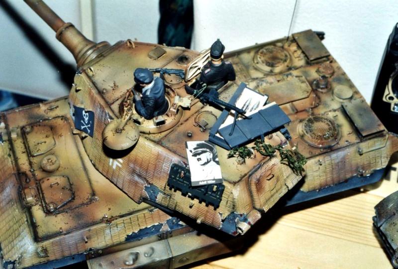 La Storia sulla diffusione dei carri armati in scala 1-16 in Italia. - Pagina 3 Jagd_t12