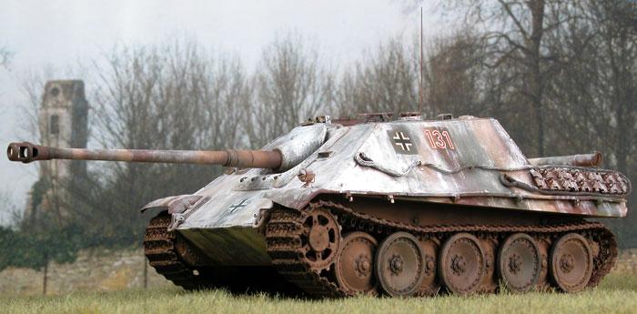 La Storia sulla diffusione dei carri armati in scala 1-16 in Italia. - Pagina 9 Jagdpa12