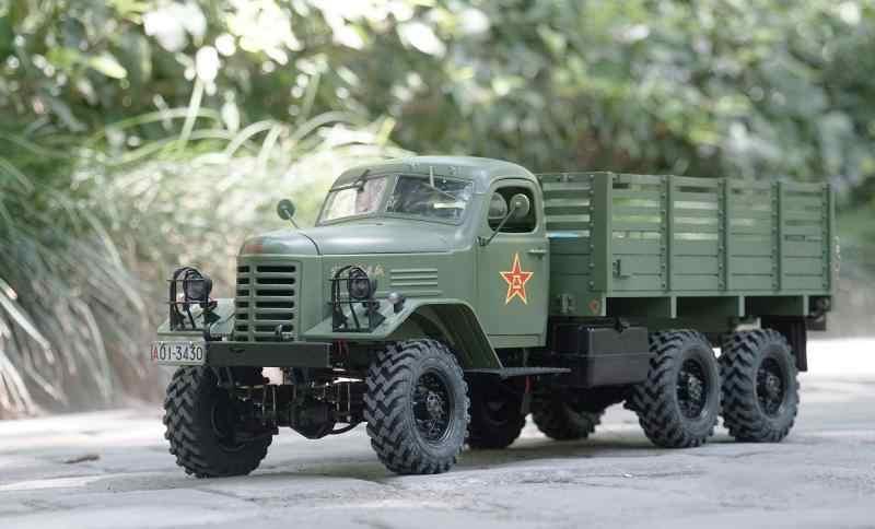 Kinkong Soviet truck RC King-k10