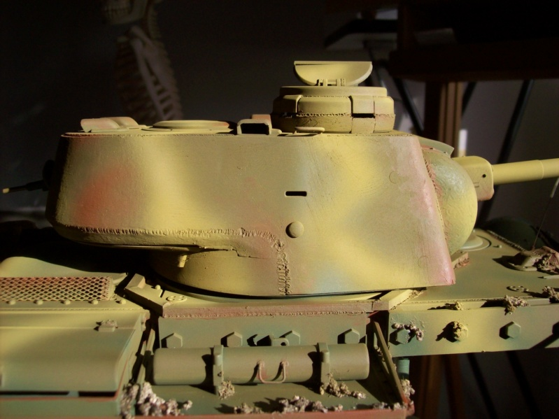 KV 1 soviet tank Kv_1_115