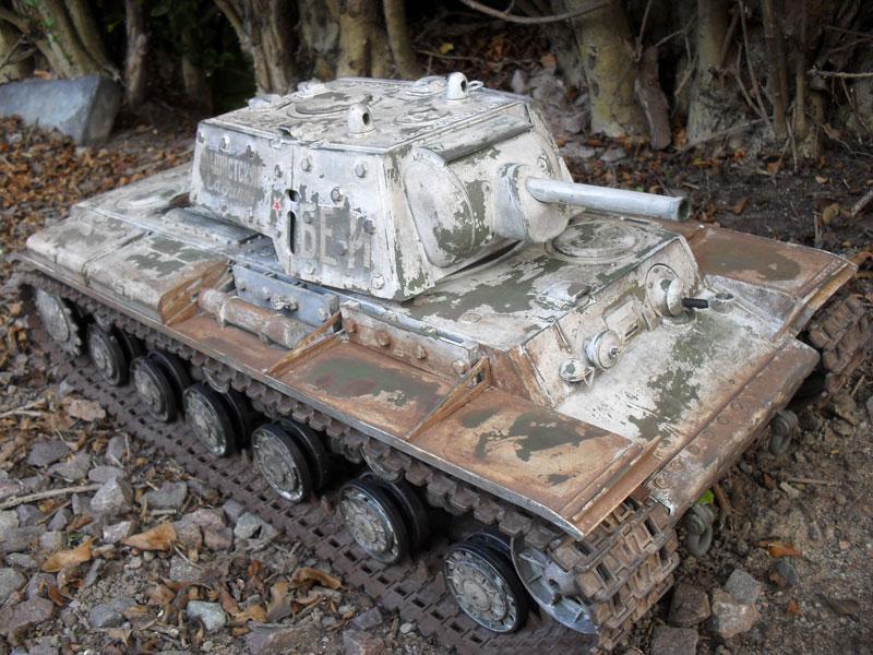 KV 1 soviet tank Kwinte10
