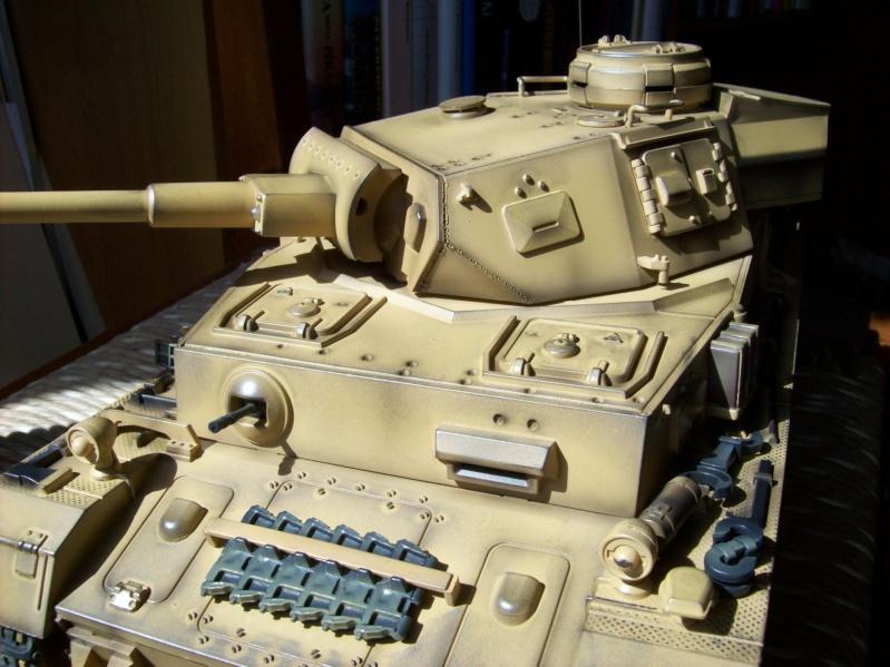 La Storia sulla diffusione dei carri armati in scala 1-16 in Italia. - Pagina 3 Panzer31