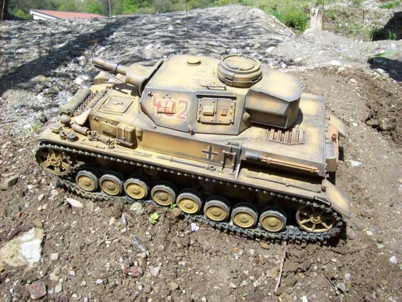 La Storia sulla diffusione dei carri armati in scala 1-16 in Italia. - Pagina 3 Panzer32