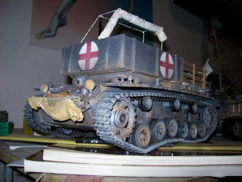 La Storia sulla diffusione dei carri armati in scala 1-16 in Italia. - Pagina 3 Panzer33