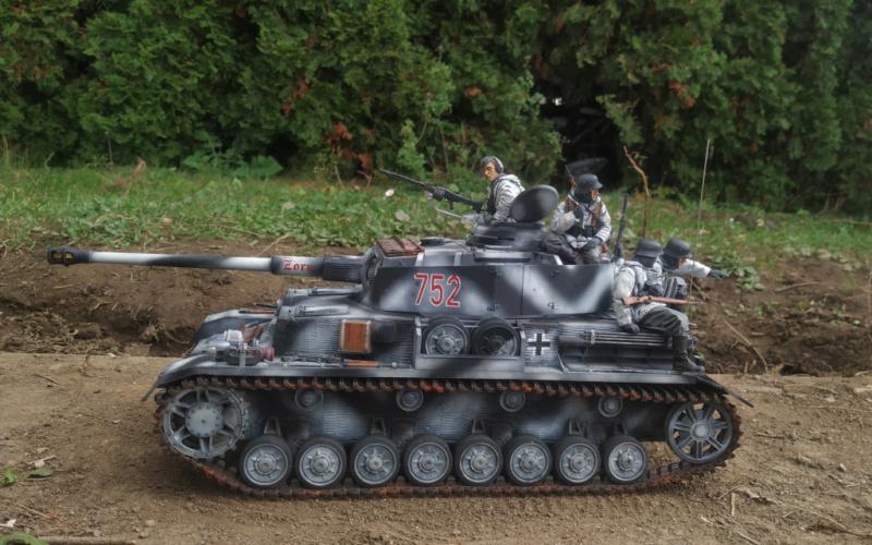 Quando il modellismo diventa realismo Panzer71