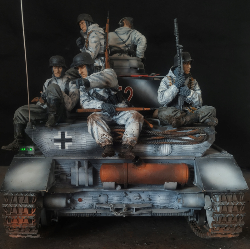 Quando il modellismo diventa realismo Panzer73