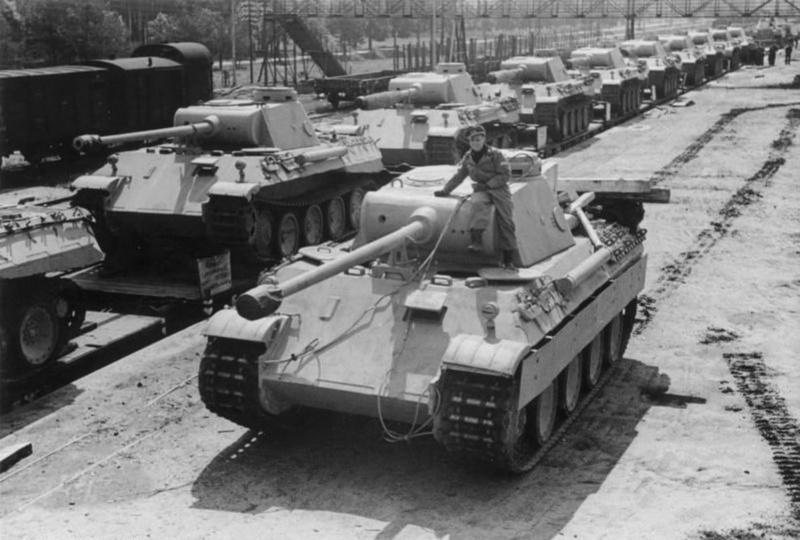 Esibizioni e sviste impagabili. Panzer74