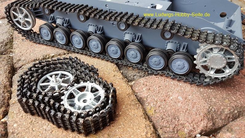Esibizioni e sviste impagabili. Panzer75