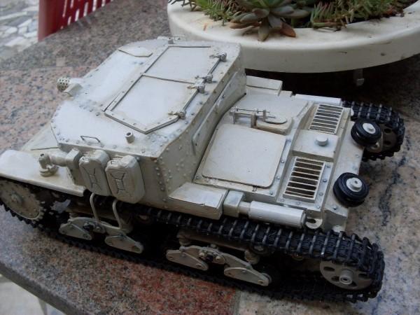 La Storia sulla diffusione dei carri armati in scala 1-16 in Italia. - Pagina 10 Pondo310
