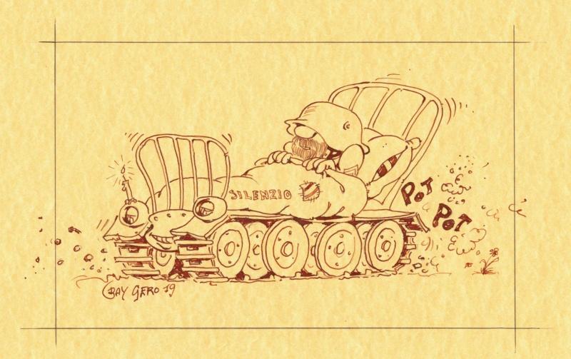 La Storia sulla diffusione dei carri armati in scala 1-16 in Italia. - Pagina 6 Prova_10
