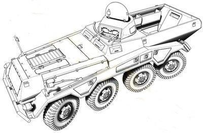 Puma Sd.Kfz. 234/2 Metal Origin 1:16 WIP - Pagina 2 Re67c610