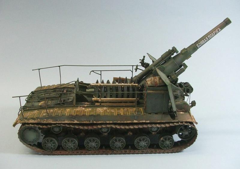 Soviet tank S -51 S-51_210
