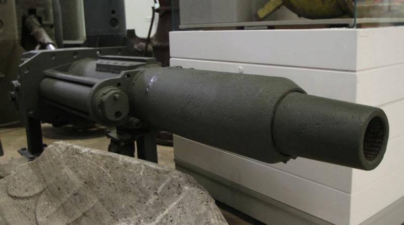 Puma Sd.Kfz. 234/2 Metal Origin 1:16 WIP Saa_7_10