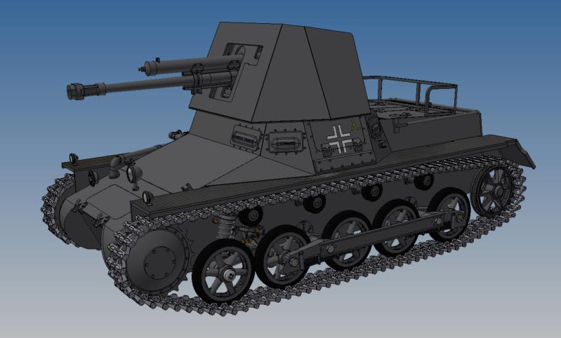 Panzerjager I° WW2 T5wev610