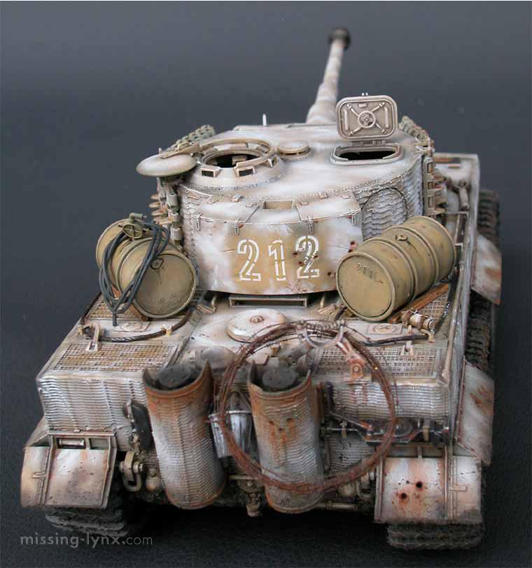 La Storia sulla diffusione dei carri armati in scala 1-16 in Italia. - Pagina 10 Tiger112