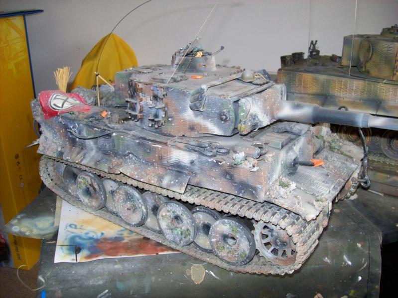 La Storia sulla diffusione dei carri armati in scala 1-16 in Italia. - Pagina 9 Tiger_19