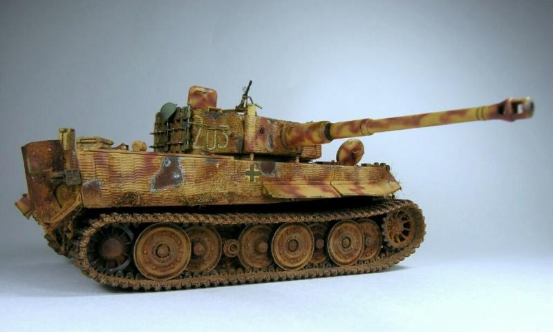 La Storia sulla diffusione dei carri armati in scala 1-16 in Italia. - Pagina 3 Tigre_12