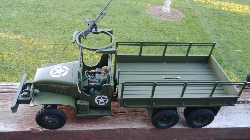 GMC Truck WWII Truck_14