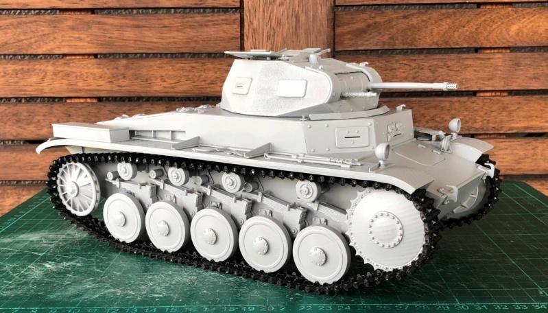 Panzer II U4lx4o10